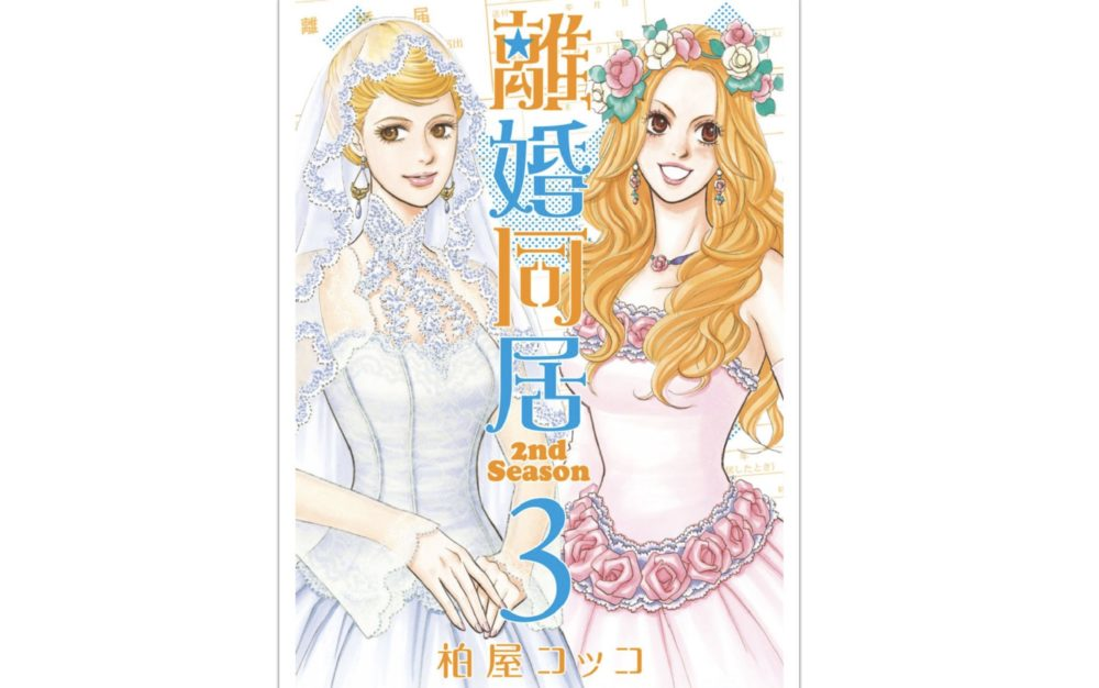 離婚同居2nd【第3巻】の結末ネタバレ・感想!圭太の成長を感じた