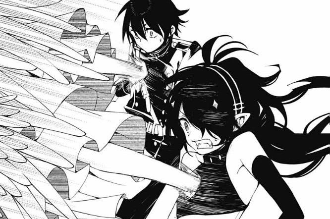 終わりのセラフ【第74話】のネタバレ・感想!連れ去られるシノアの心
